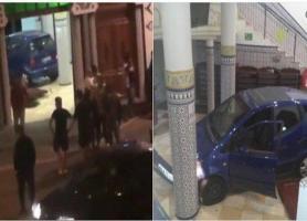 پلیس فرانسه: به دنبال راننده مهاجم به مسجد هستیم
