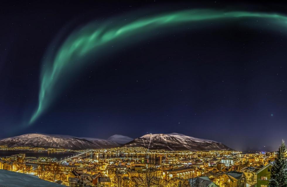 تروسمو مقصد بعدی مورد علاقه شما، نروژ