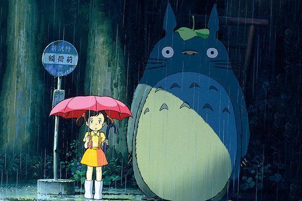 کاراکتر محبوب توتورو به چین می رود، مرمت انیمیشن ژاپنی