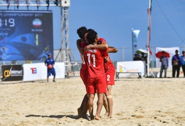 پیروزی ارزشمند تیم ملی ایران برابر روسیه، راه فینال هموارتر شد