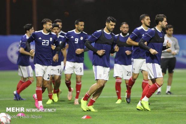 تیم ملی برابر چین مسئله ای نخواهد داشت، بازی سخت در نیمه نهایی است