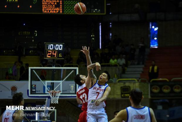 پاداش یورویی و ریالی برای ملی پوشان بسکتبال