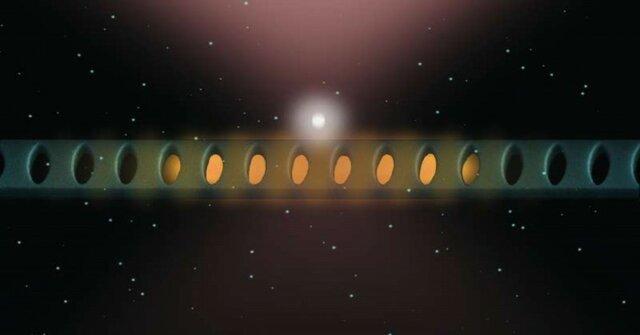 راهنمایی نور در مقیاس نانو با ابداع دستگاه جدید