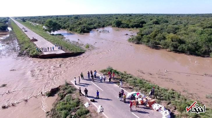 درس ارزشمندی که آرژانتین از وقوع سیل گرفت ، از توسعه سیستم های ردیاب سیلاب تا همکاری با تیم های بین المللی