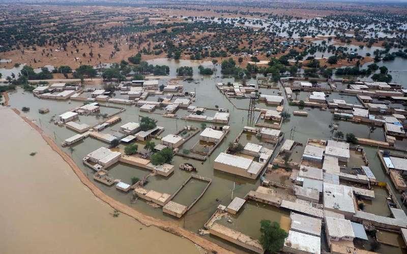 علل وقوع سیلاب های اخیر کشور آنالیز می گردد