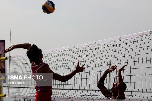 اردوی والیبال ساحلی و انتخابی تنیس روی میز برای مسابقات جهانی کارگران