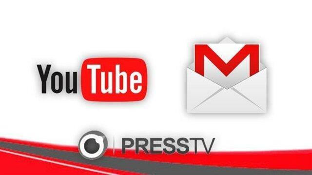 گوگل دسترسی پرس تی وی را مسدود کرد