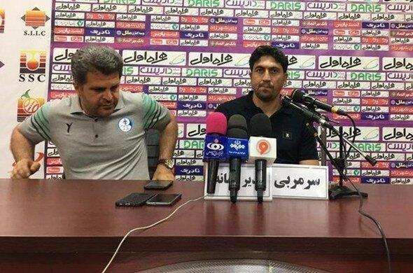 امید آبی های خوزستان به بازگشت 6 امتیاز، علوی: تیم ما شایسته سقوط نیست