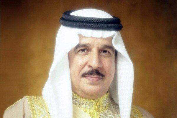 پادشاه بحرین با ماکرون دیدار می کند