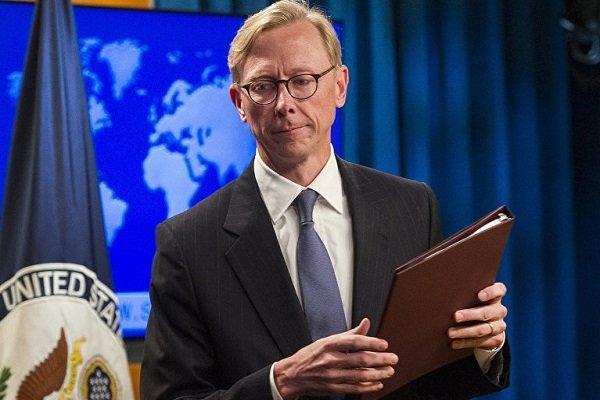 برایان هوک: آمریکا خواهان مذاکره با ایران است