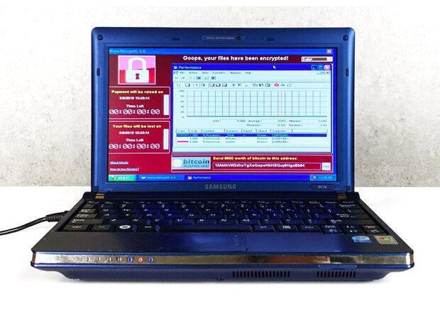 لپ تاپ ویروسی با قیمت یک میلیون دلار برای فروش عرضه شد!