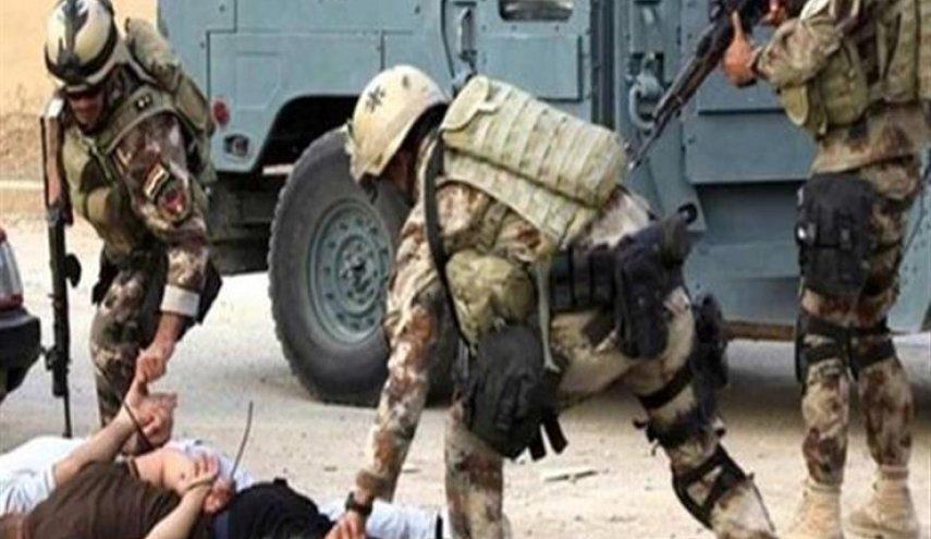 هلاکت 2 تروریست داعشی به دست حشد الشعبی