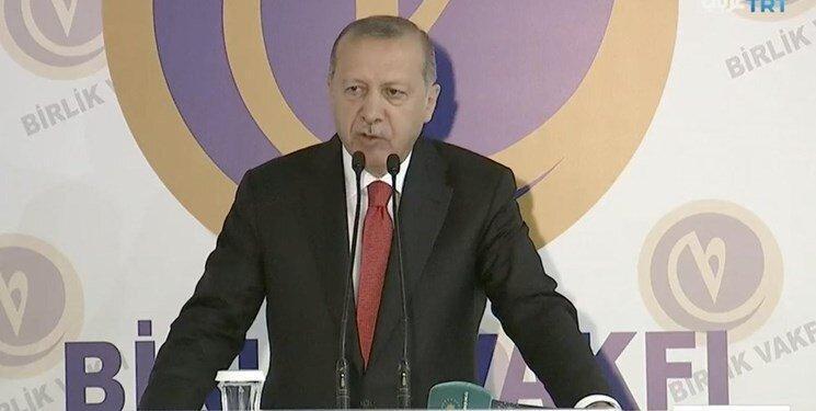 اردوغان: ناگزیر به خرید اس-400 شدیم، درخواست خرید پاتریوت را با ترامپ مطرح می کنم