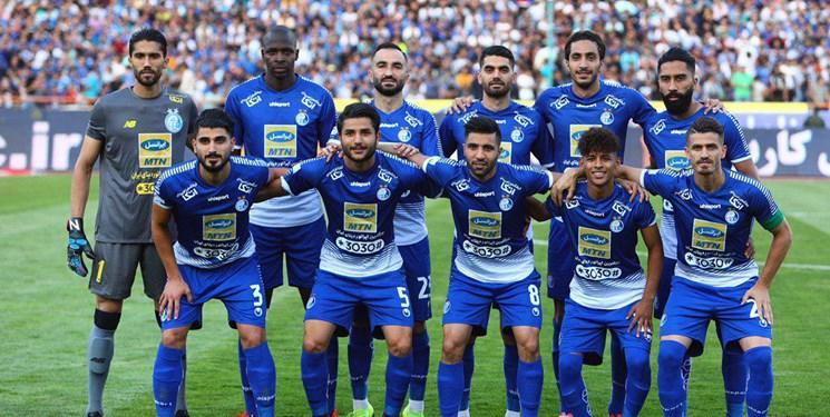 ترکیب تیم فوتبال استقلال مقابل پرسپولیس مشخص شد