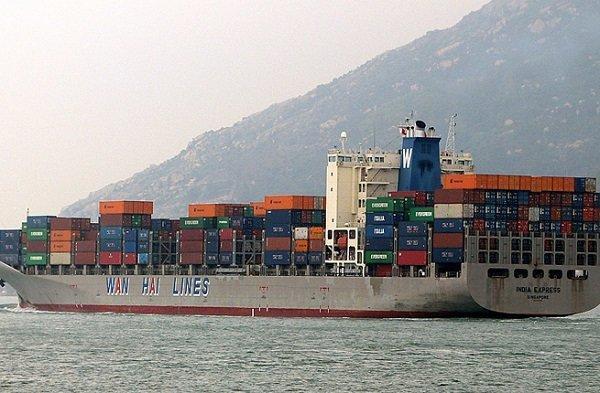 نخستین کشتی کانتینری ایران راهی اروپا شد