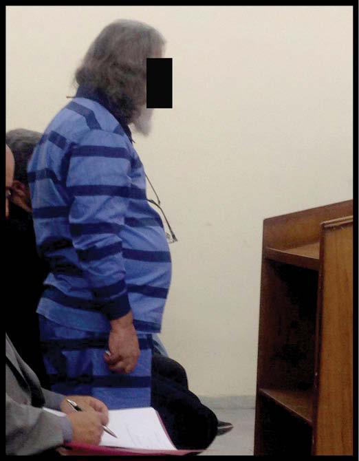 انتها فرار 32 ساله قاتل زن همسایه