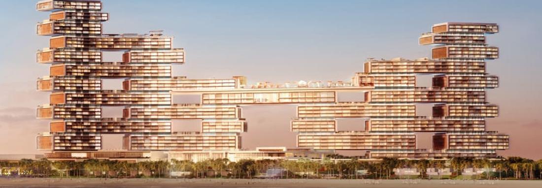 دبی سطح جدیدی از لاکچری را به گردشگری وارد می کند ، هتلی که بزرگترین مخزن عروس دریایی است