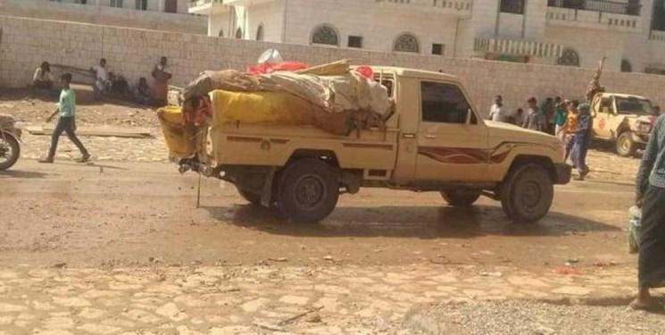 سرانجام تحصن متحدان امارات در سقطری یمن