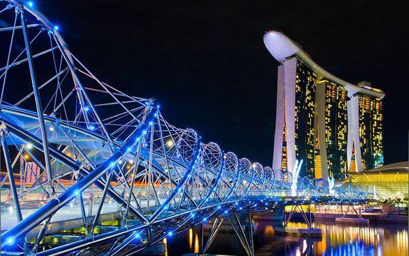 خیلی ها آرزوی راه رفتن روی این پل ها را دارند!