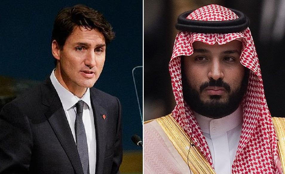 واکنش کانادا به اخراج سفیر این کشور از عربستان سعودی