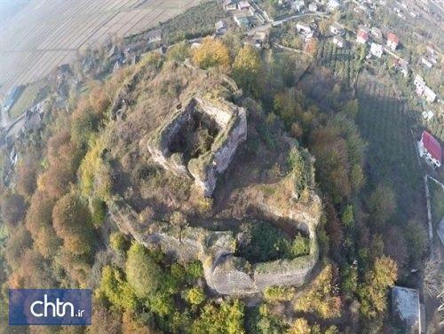 آتش سوزی و جنگ، عامل تخریب قلعه باستانی لیسار گیلان بوده است