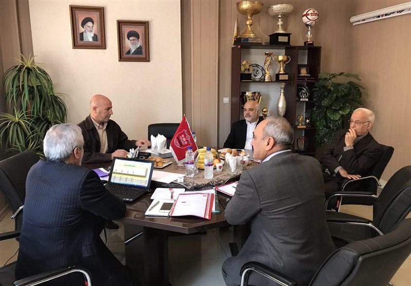 آنالیز مسائل اقتصادی و حقوقی پرسپولیس و سفر سرخپوشان به عمان در هیئت مدیره
