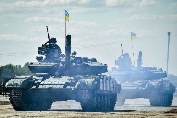 آمریکا ادوات جنگی در اختیار اوکراین قرار می دهد