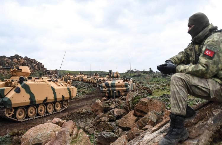 ترکیه عملیات چشمه صلح را متوقف می نماید