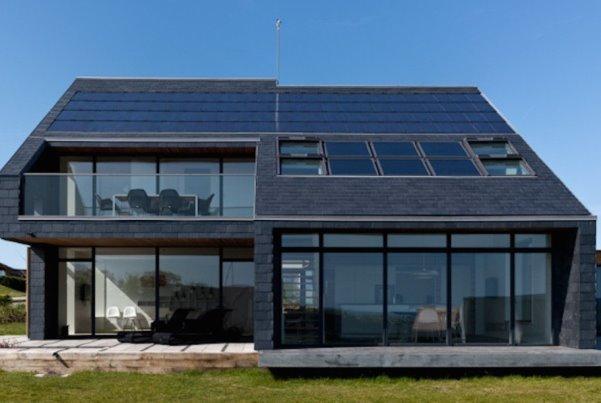 این خانه ها انرژی مثبت دارند، سرپناهی از جنس خورشید