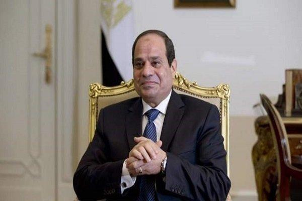 انتقاد رئیس جمهوری مصر از مداخله در امور داخلی کشورهای عربی