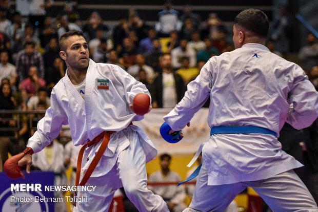 صدرنشینی تیم های مدعی در سوپر لیگ کاراته