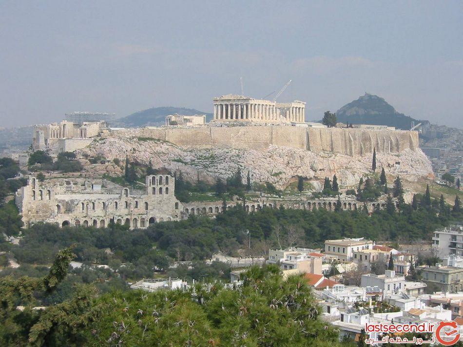 آتن ، یونان + تصاویر