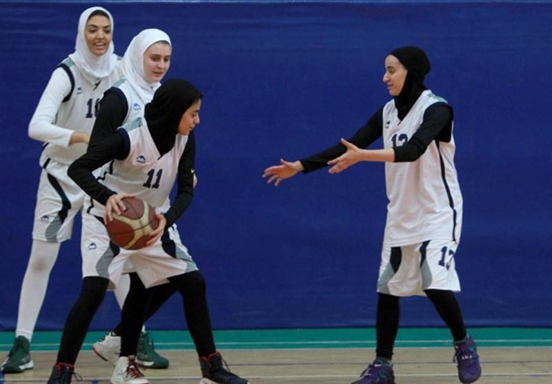 لیگ برتر بسکتبال بانوان، پیروزی گروه بهمن و نامی نو در بازی های مهم هفته سوم