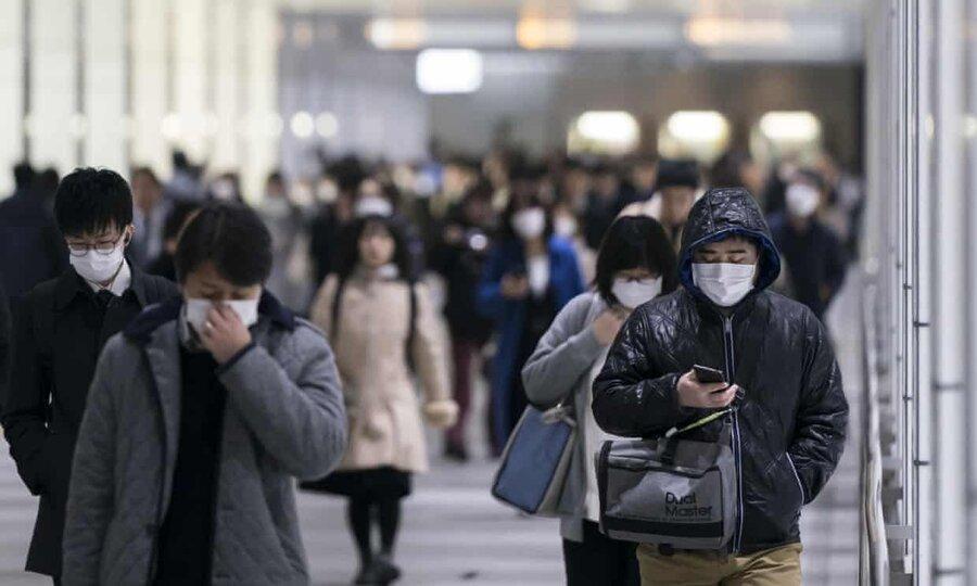 ژاپن نخستین مرگ ناشی از کورونا را گزارش می نماید، 44 مورد جدید عفونت در کشتی گردشی در نزدیک توکیو