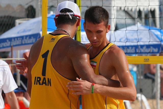 ساحلی بازان والیبال ایران به مدال برنز تور جهانی تایلند دست یافتند