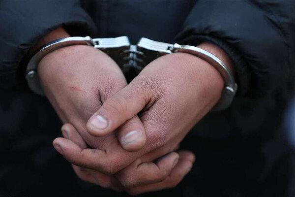 دستگیری دزد مسلح خودرو در گناوه