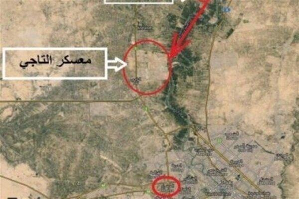 حمله مجدد به پایگاه التاجی در عراق