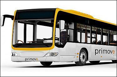 آزمایش اولین اتوبوسهایی که بی سیم شارژ می شوند