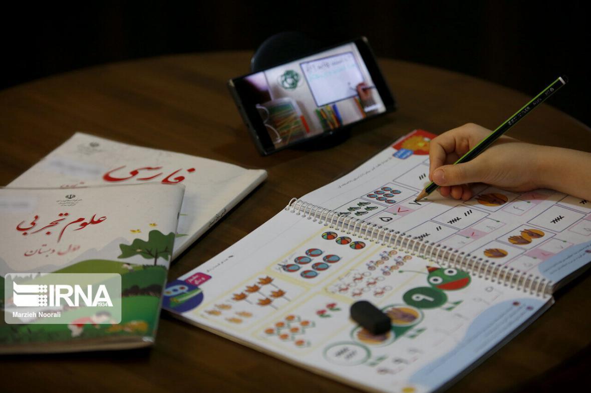خبرنگاران آموزش مجازی، سهم معلمان گنبدی در بحران کرونا