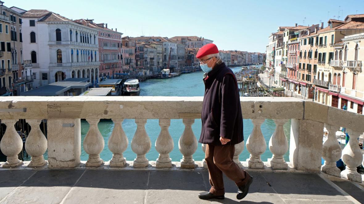 افزایش شمار جان باختگان کرونا در ایتالیا به بیش از 6000 نفر