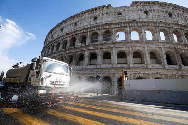 پنج سال حبس در انتظار ناقضین قرنطینه در ایتالیا