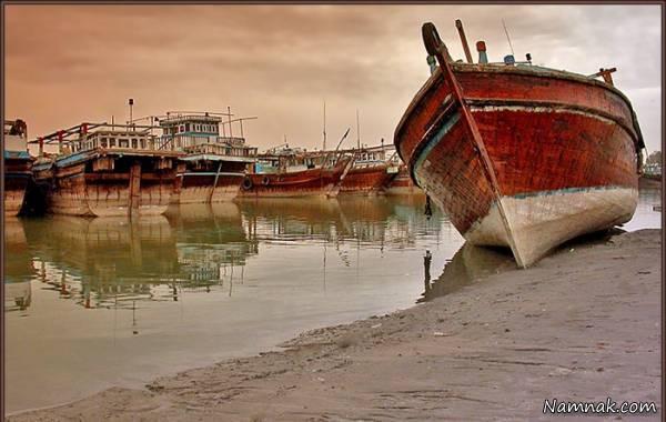 جاذبه های گردشگری و جاهای دیدنی بوشهر