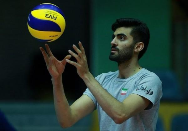 لیگ ملت های والیبال، غفور: از بازی کانادا به بعد فرایند پیشرفت ایران عالی بود