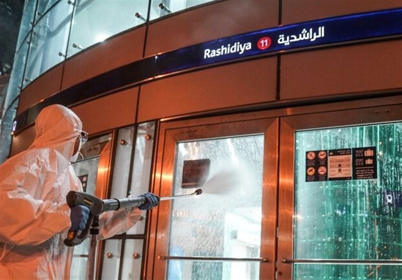 کرونا، ادامه منع آمد و شد در دبی، تمدید قرنطینه سراسری در تونس