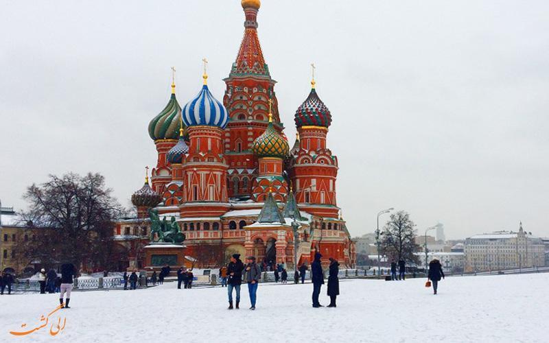 نکاتی که باید قبل از سفر به روسیه بدانید