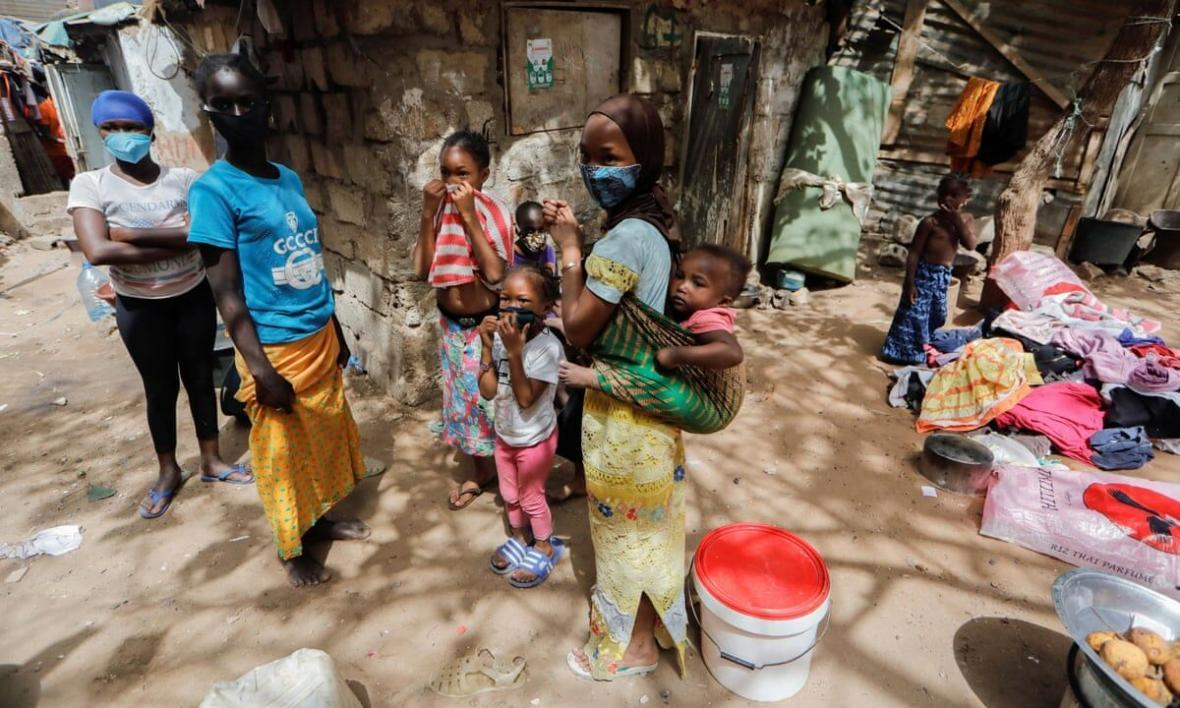 یک چهارم جمعیت آفریقا به ویروس کرونا مبتلا می شوند