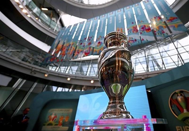 کناره گیری احتمالی دانمارک از میزبانی جام ملت های اروپا