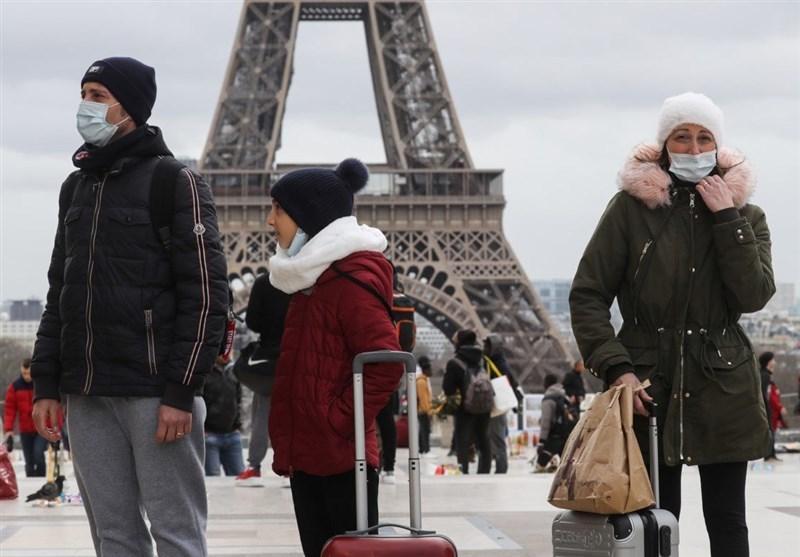 فرانسه مسافران ورودی از اتحادیه اروپا، بریتانیا و محدوده شنگن را قرنطینه نمی کند