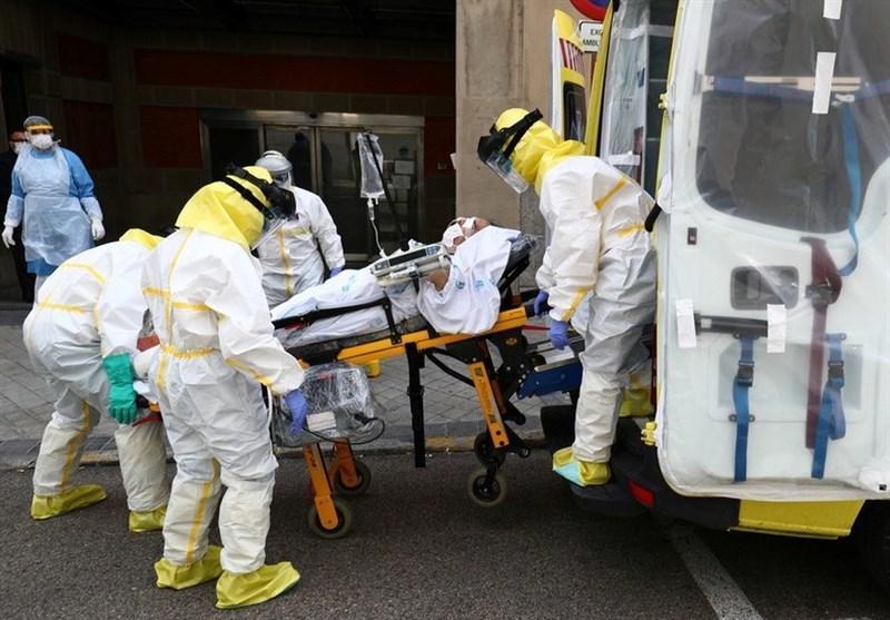 کرونا، فوت 262 ایتالیایی در 24 ساعت