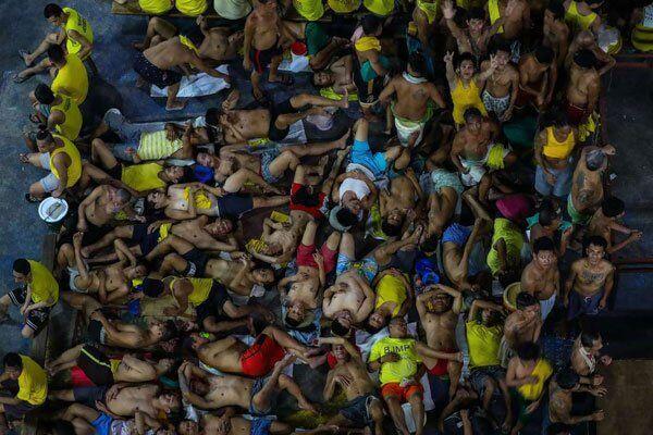 آزادی 10هزار زندانی فیلیپینی با شیوع کرونا